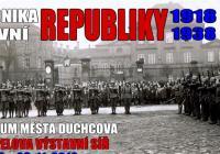 Kronika první republiky 1918-1938