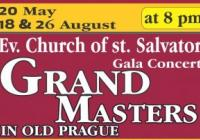 Grand Masters In Old Prague