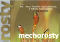 Mechorosty – latimérie mezi rostlinami