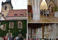 Komentovaná prohlídka Novoměstské radnice v Praze