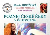 Malování pastelkou - Obchodní centrum Fontána Karlovy Vary
