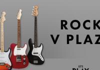 Rock v Plaze - Plzeň