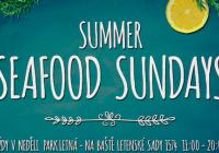 Summer seafood sundays na Letné - každou neděli