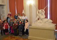 Dětské prohlídky na zámku Kynžvart