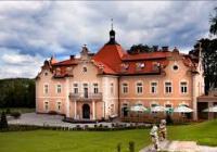 Vidovický havran na zámku Berchtold