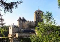 Prohlídky s hrabětem Kinským na hradě Kost