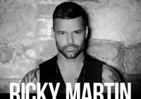 Ricky Martin v Praze