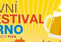 Pivní festival v Brně
