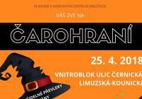 Čarohraní - Praha