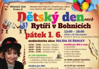 Den dětí - Praha Bohnice