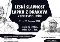 Lesní slavnost Lapků z Drakova