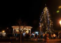 Rozsvícení vánočního stromu - Františkovy Lázně