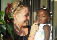 Dobrovolnicí v Angole