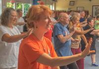 Taoistické tai chi v Týdnu sportu zdarma