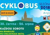 Cyklobus Bečva a Cyklobus Bouzov