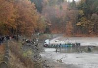 Výlov Vyžlovského rybníka