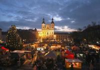 Vánoční jarmark v Uherském Hradišti