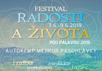 Festival Radosti a Života pod Pálavou 2019