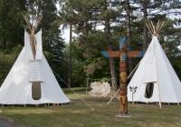 Indiánské léto - Arboretum Nový Dvůr