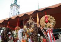 Olomoucké Velikonoce 2020 na náměstí