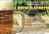 Pivní slavnosti - Areál Zdraví Velké Losiny