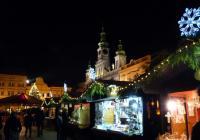 Radniční vánoční trhy a dílny - České Budějovice