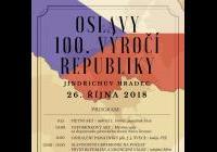 Oslavy vzniku republiky - Jindřichův Hradec