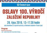 Oslavy vzniku republiky - Česká Lípa