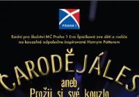 Čarodějáles - Slovanský ostrov Praha