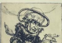 Rudolf Jakubek / Grafiky a kresby