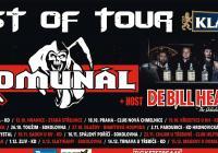 Komunál Best of tour - Toužim