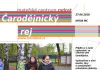 Čarodějnice - Smetanovy sady ve Vyškově