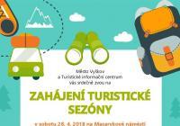 Zahájení turistické sezóny ve Vyškově