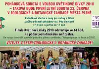Pohádková sobota v Zoo Plzeň