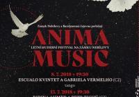 Festival Anima Music - Zámek Nebílovy