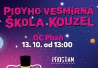 Prasátko Pigy - Obchodní centrum Plzeň