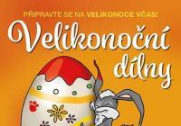 Velikonoční dílny v Obchodním centru Plzeň
