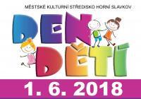 Den dětí - Lesopark Horní Slavkov
