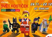 Svět kostiček - Lego výstava ve Skalce Příbram