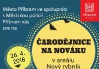 Čarodějnice na Nováku v Příbrami
