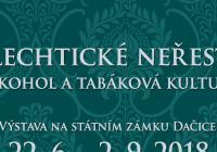 Šlechtické neřesti - výstava - Zámek Dačice