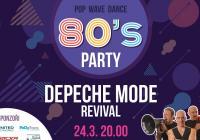 80´s party + depeche mode revival