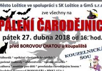Rej čarodějnic - Loštice