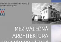 Meziválečná architektura v dolním Posázaví
