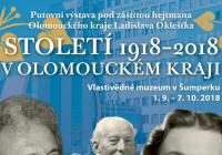 Století 1918 ‒ 2018 v Olomouckém kraji