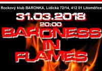 Baroness inf Flames