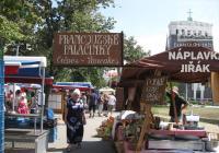 Farmářské trhy na Jiřáku v Praze