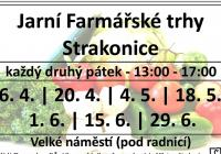 Farmářské trhy - Strakonice
