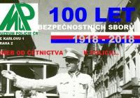 Sto let bezpečnostních sborů aneb Od četnictva k policii