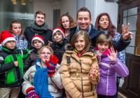Adventní koncert Děti k dětem: Václav Noid Bárta